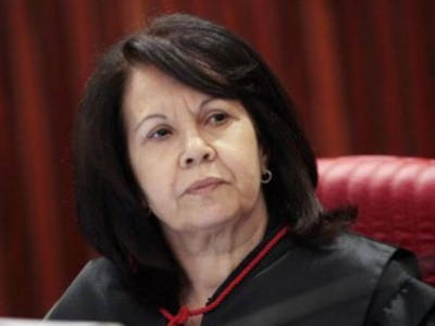 Ministra Laurita Vaz, presidente do STJ (Foto: Superior Tribunal de Justiça/Divulgação)