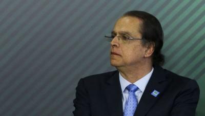 Caio Luiz de Almeida Vieira de Mello, ministro do Trabalho (Foto: Valter Campanato/Agência Brasil)