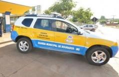 A mulher foi detida e encaminhada à delegacia para as devidas providências (Foto: divulgação/Guarda Municipal)