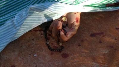 Jovem foi morto com tiro na cabeça em Dourados no mês de abril ( (Foto: Sidnei Bronka/Arquivo)