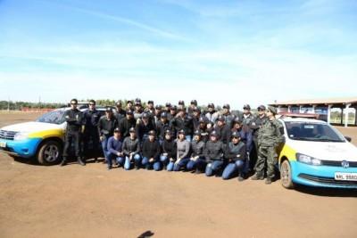 Guarda Municipal deverá formar em setembro grupo com 92 novos agentes (Foto: A. Frota)