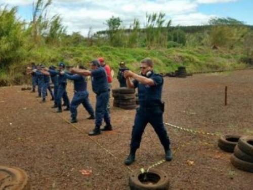 Psicóloga credenciada à Polícia Federal foi contratada para avaliação que permitirá renovação dos portes de armas (Foto: A. Frota)