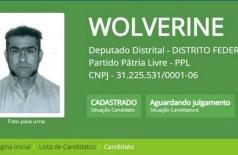 Wolverine é candidato no Distrito Federal - Foto: Reprodução