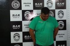 Vagner foi preso na própria casa, no Jardim Guaicurus, em Dourados (Foto: 94FM)