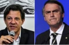 Ibope: Bolsonaro tem 28%, mas perde para Haddad no segundo turno