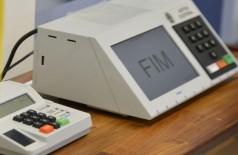Urna eletrônica será usada por eleitores domingo que vem, dia do primeiro turno     (José Cruz/Arquivo/Agência Brasil)