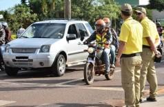De 400 mototaxistas convocados em agosto para vistoria, 17 foram suspensos por não comparecimento (Foto: A. Frota)