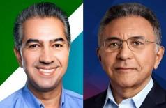 Reinaldo Azambuja tem 54% dos votos válidos, diz pesquisa (Foto: reprodução)