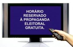 Programa de propaganda eleitoral gratuita - Arquivo Agencia Brasil