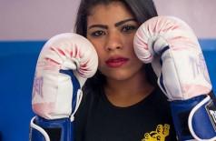 A atleta Gabryela Cristina da Silva Rodrigues, 15 anos - Foto: reprodução/Facebook