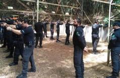 O curso teve como objetivo capacitar agentes penitenciários de várias regiões do País (Foto: Divulgação)