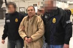 Juiz do processo contra 'El Chapo' nega permissão para abraçar esposa