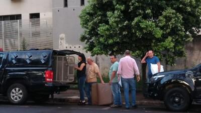 Operação Pregão prendeu servidores públicos de Dourados e empresário contratado pela prefeitura (Foto: Adilson Domingos)