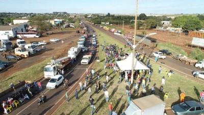 Tabela do frete foi uma das reivindicações feitas durante a greve dos caminhoneiros (Foto: Eliel Oliveira)