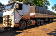 DOF apreende 30.000 pacotes de cigarros contrabandeados do Paraguai (Divulgação/DOF)