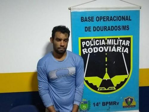 Wellington do Francisco Tomé foi preso ontem - Foto: Adilson Domingos