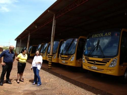 Decisão do TJ-MS reverte ordem expedida em ação judicial motiva contra Prefeitura de Dourados e empresa do transporte escolar (Foto: A. Frota)