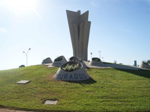 Decisão judicial é fruto de ação contra fraudes em licitações na Prefeitura de Dourados (Foto: André Bento)