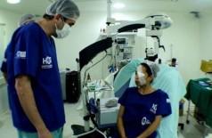 Governo do Estado realiza mutirão de 2,5 mil cirurgias no hospital do Câncer (Foto: reprodução)