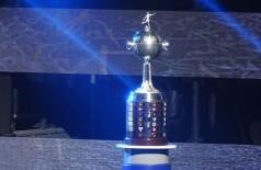Troféu da Copa Libertadores de 2019 — Foto: Rafael Araujo