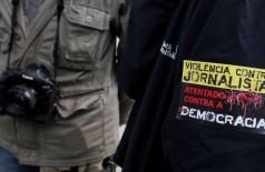 Violência contra os jornalistas volta a aumentar em 2018