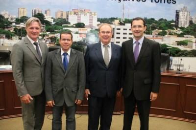 Vereadores são acusados de corrupção em Dourados (Foto: Divulgação/CMD)