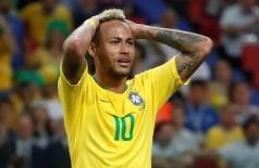 Neymar ficou em 11º lugar de ranking do The Guardian - Foto: Grigory Dukor / Reuters