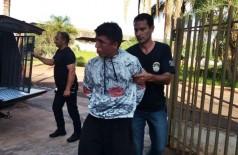 Homem acusado de matar namorada e a filha de um mês é encontrado morto em cela da PED (Foto: divulgação/94FM)