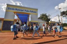 Aulas nas escolas e centros de educação infantil do município começarão dia 11 de fevereiro de 2019 (Foto: A. Frota)