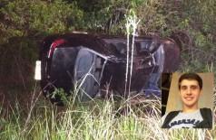 Militar do Exército morre após capotar veículo em Dourados