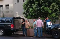 Operação Pregão levou quatro para cadeia no dia 31 de outubro em Dourados (Foto: Adilson Domingos/Arquivo)