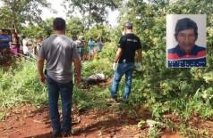 Idoso é encontrado morto dois dias depois de sair de casa para trabalhar na Aldeia Bororó