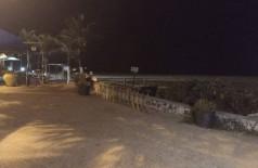 Corpo foi encontrado no fim da Praia da Macumba, no Recreio - Foto: Diego Brum
