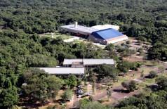 Parque dos Poderes, área verde onde se concentram as sedes dos três Poderes, Tribunal de Contas do Estado e Ministério Público Estadual