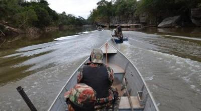 PMA prende pela 3ª vez pescador profissional usando petrechos proibidos no Pantanal (Foto: reprodução/PMA)