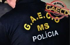 Durante operação do Gaeco, policial é preso em flagrante por tráfico de drogas
