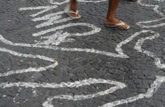 O Brasil bateu recorde em 2017 com 63.880 mortes violentas - Arquivo/Fernando Frazão/Agência Brasil