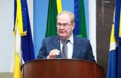 O vereados afastado é investigado por fraudes em licitações na Câmara Municipal de Dourados - Foto: Divulgação
