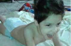 A avó de Júlia postou uma foto em seu perfil, lamentando a morte da menina - Foto: Facebook/Reprodução
