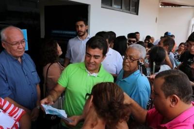 Marçal Filho tem acompanhado em Dourados a reclamação dos consumidores contra a Energisa (Foto: Divulgação)