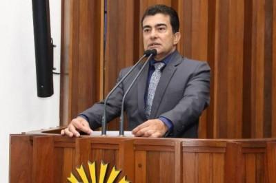 Deputado estadual Marçal Filho (Foto: Victor Chileno)