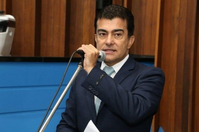 Deputado Marçal solicitou estudo de viabilidade ao secretário Murilo Zauith (Foto: Victor Chileno)