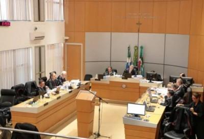 Desembargadores da 3ª Câmara Cível reduziram para R$ 5 mil o valor da indenização (Foto: Reprodução/TJ-MS)