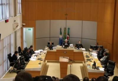 Desembargadores da 3ª Câmara Criminal negaram provimento ao recurso (Foto: Divulgação/TJ-MS)