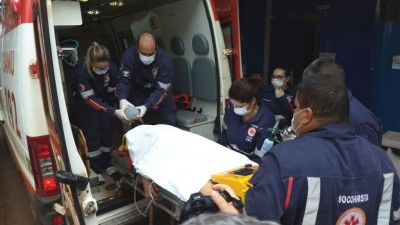 Em junho de 2018, Yara Macedo foi morta pelo ex-marido em Dourados (Foto: Sidnei Bronka)