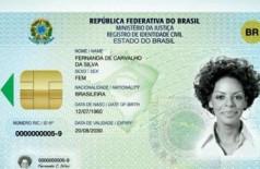 Governo adia implantação da nova carteira de identidade para 2020 (Foto: reprodução)