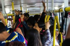 Mulheres são assediadas em ônibus, nas ruas e no ambiente de trabalho (Foto: Divulgação/Secretaria da Mulher/DF)