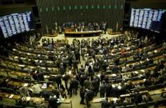 Plenário da Câmara aprovou, em votação simbólica, suspensão de decreto sobre sigilo de documentos (Foto: Wilson Dias/Agência Brasil)