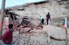 Terremoto de 7,3 graus na escala Richter atinge o Peru