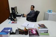 Juiz Alessandro Leite Pereira é titular da 4ª Vara Criminal de Dourados desde setembro de 2017 (Foto: Divulgação/TJ-MS)
